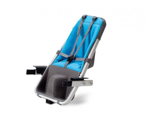 Second Child Seat - Azzurro - Accessori Taga Bike