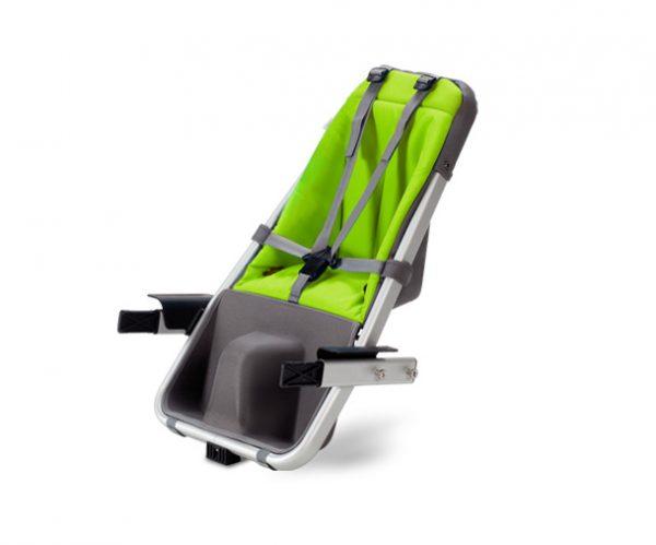 Second Child Seat - Verde - Accessori Taga Bike
