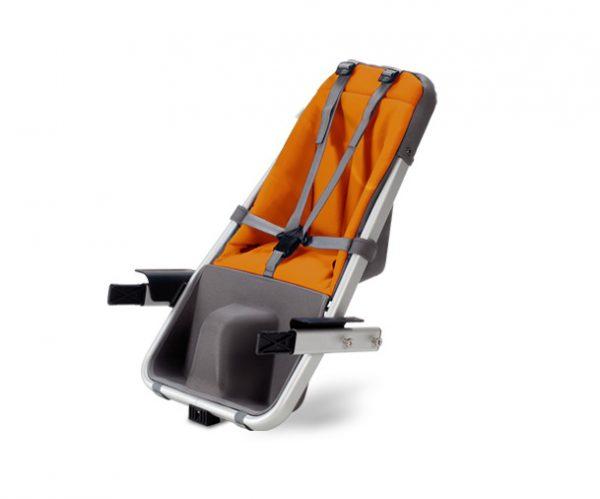 Second Child Seat - Arancione - Accessori Taga Bike