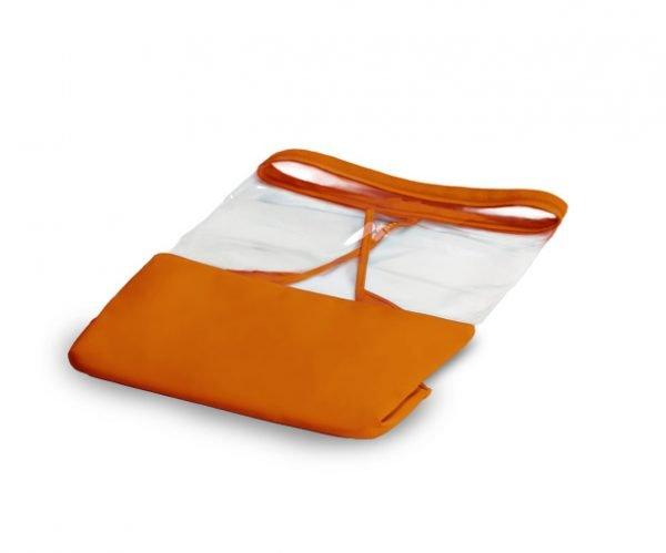 Rain Cover - Arancione - Accessori Taga Bike