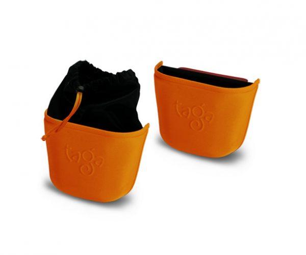 Borse Laterali - Arancioni - Accessori Taga Bike