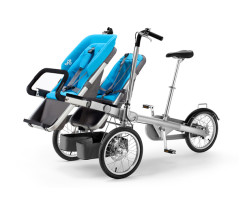 Second Child Seat - Azzurro