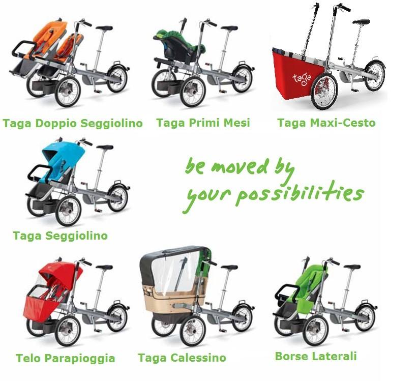 Da Quale Età Si Può Portare Bambini In Bicicletta