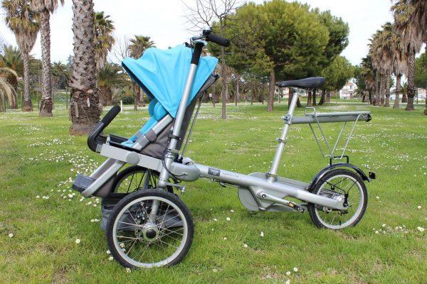 Portapacchi t1 per SITO  per Taga Bike