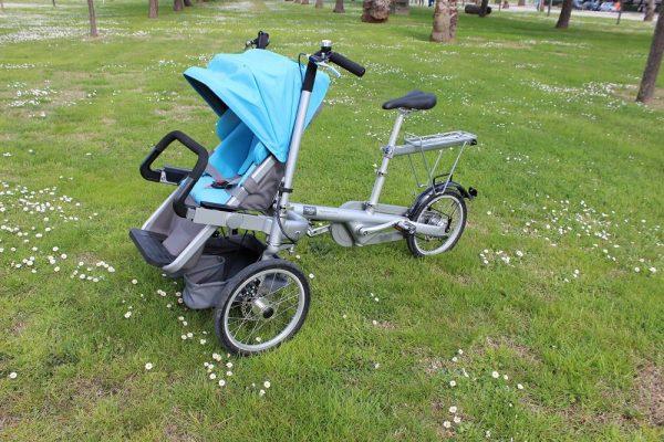 Portapacchi t1 per SITO_2 per Taga Bike