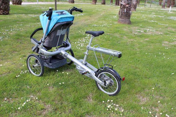 Portapacchi t1 per SITO_3 per Taga Bike