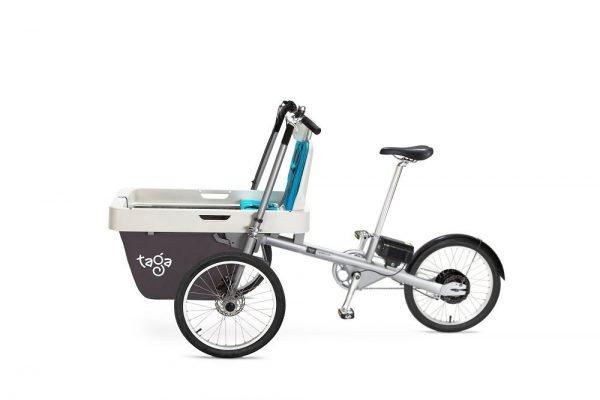 Elettrica Bicicletta Trasporto 1 bambino da 9 mesi - 10-12 anni