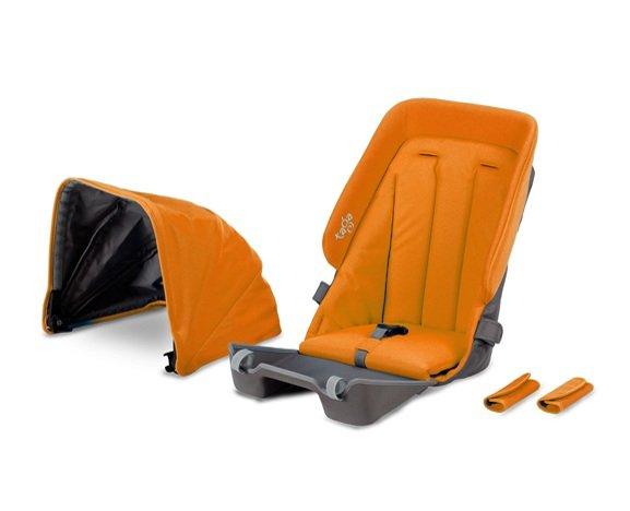 tessuto TAGA arancione
