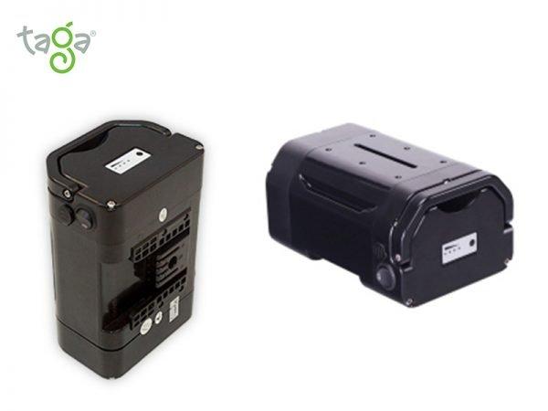 Batteria al litio per Taga Family Bike 36 V