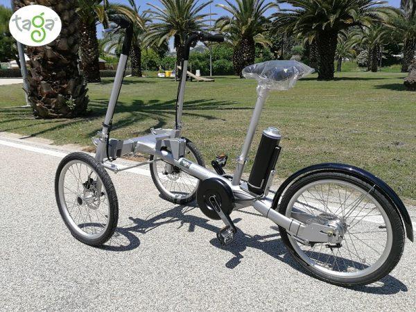 MOTORE-CENTRALE per Taga Bike Family