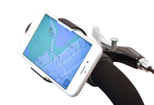 Motore elettrico Pendix su Taga bici passeggino_13