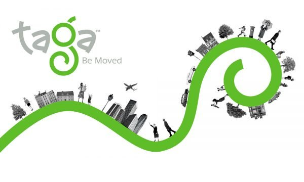 Taga Bike Be Moved Logo