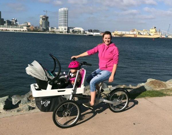 La cargo bike perché è meglio comprarla in autunno