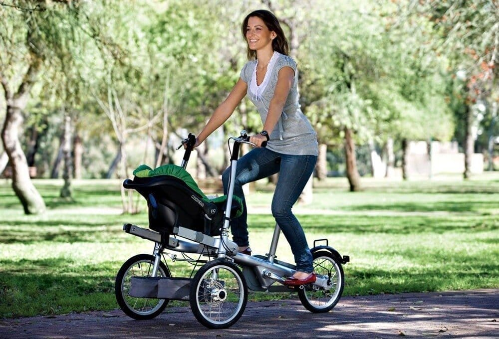 2465779f41f TAGA FAMILY CARGO electric and foldable BIKE for kids transportation
