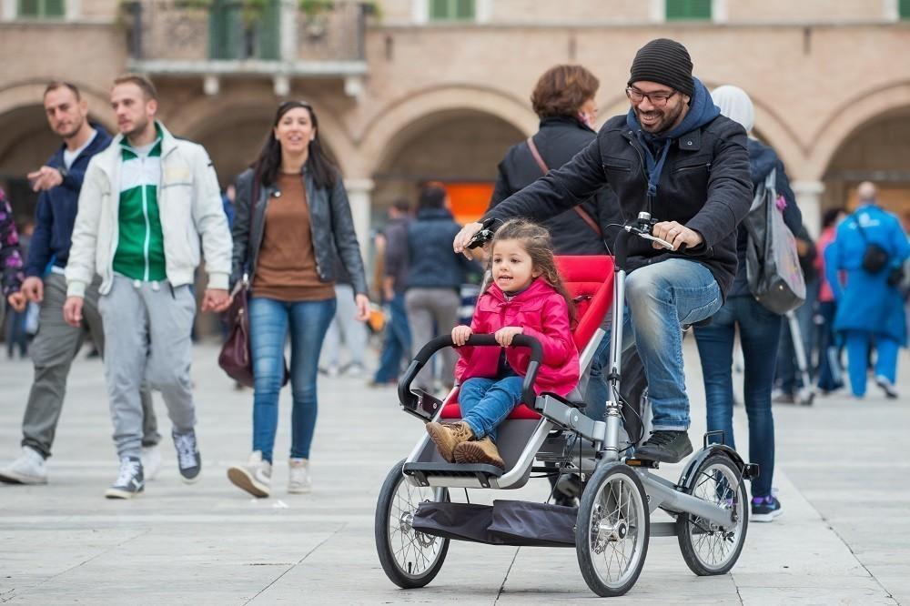 Mit dem Fahrrad sicher fahren: Lichter und Fahrrad Rückstrahler
