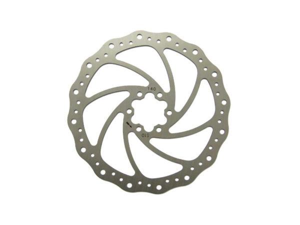 Disco freno da D140 mm per Taga Bike
