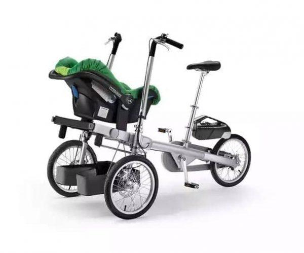 """Taga e-Bike passeggino """"neonato"""""""